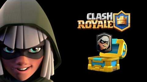 Clash Royale- THE BANDIT! (New Clash Royale Card!)