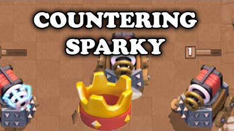 Clash Royale - How to Counter Sparky