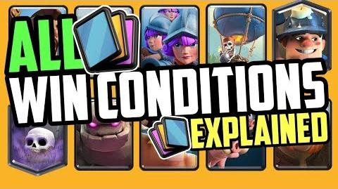 Get Better Using EVERY WIN CONDITION Clash Royale Guide to all Win Conditions