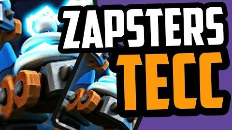 Clash Royale How to Use Zappies