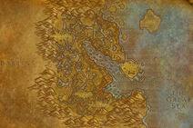 Dustwallow Marsh Map