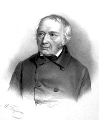Portrait of Józef Elsner by Maksymilian Fajans
