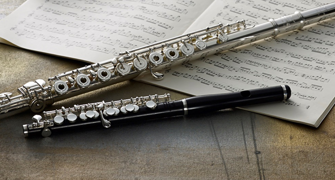 Musical Instruments & Gear Metal & Composite Wood Brand New Various Styles Composite Wood Piccolo With Two Head Joints