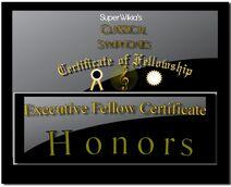 Classical Symphonies Executive Certificate