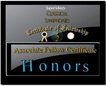 Classical Symphonies Associate Certificate