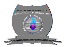 SuperWikia Logo Set 33 (Solarstate Seal)