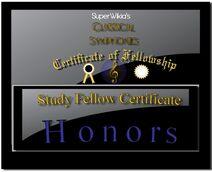 Classical Symphonies Study Certificate