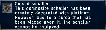 Cursed schaller