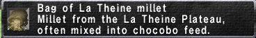 Latheinemillet