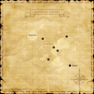 Monastic-cavern