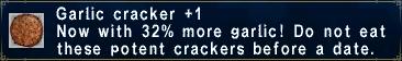 GarlicCracker +1
