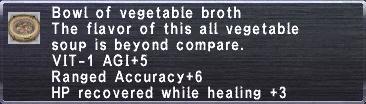 Vegetablebroth