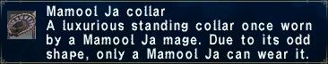 Mamool Ja collar