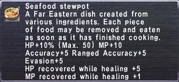 Seafood Stewpot