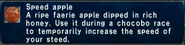 Speed Apple