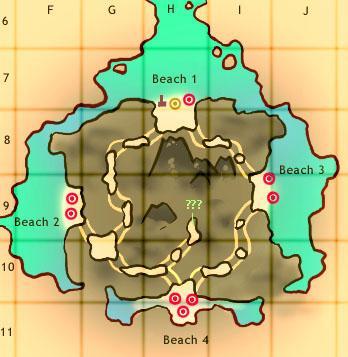 Clammingmap