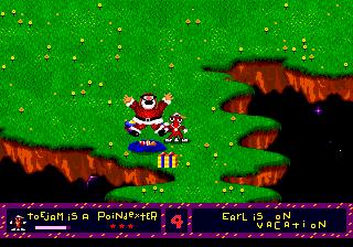 Image result for Toejam and Earl santa