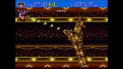 Gunstar Heroes - 002 - Green