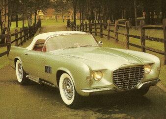 Chrysler Falcon