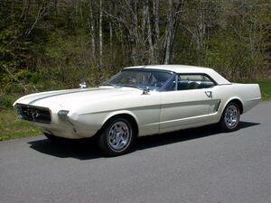 Ford Mustang II Prototype