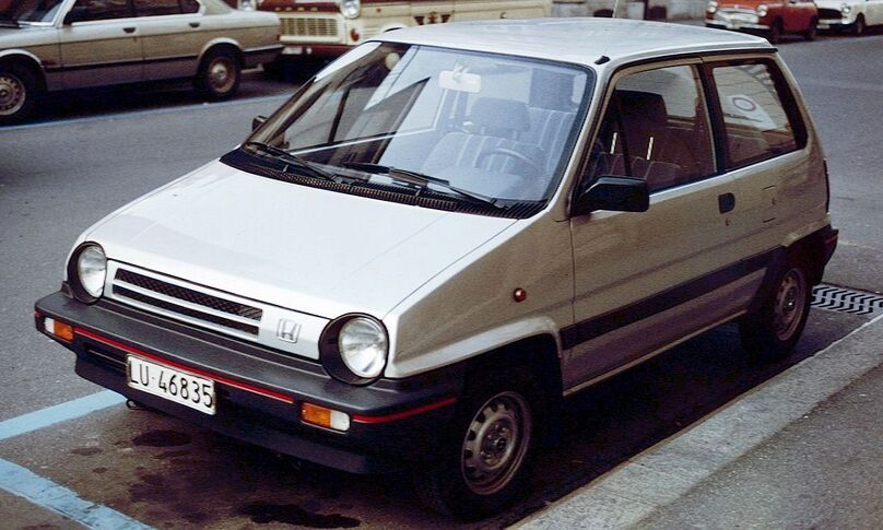 Honda Jazz Luzern 1980