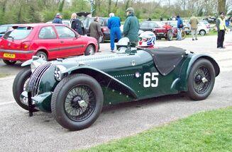 Alta 2ltr Sport (1935-39)