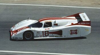 Lola T600 in USA