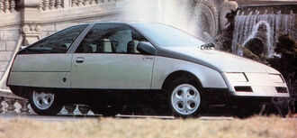 Ford Avant Garde