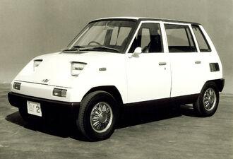 Toyota EV2