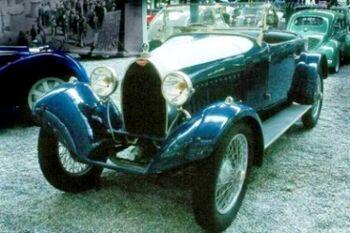 Bugatti Type 40,