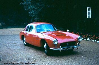 1962 Ashley Sportiva 6999MU
