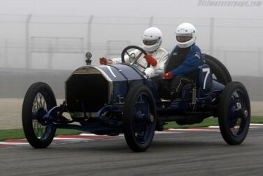 Mercer Type-35J Raceabout, Chassis 1194