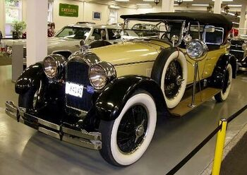 Duesenberg A von Rubay (1923), in the Steim's car collection by Buch-t on wikipeadia