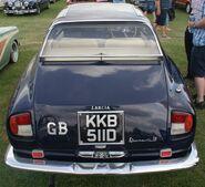 Lancia Flavia sport rear