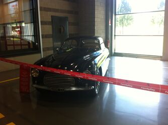 Ferrari at FamilyDay 1