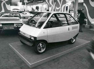 Ford Manx