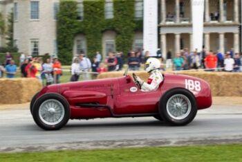 Maserati-V8RI. Chassis 4501 - 2014 Goodwood Festival of Speed