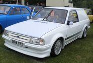 Mk3 escort rs van