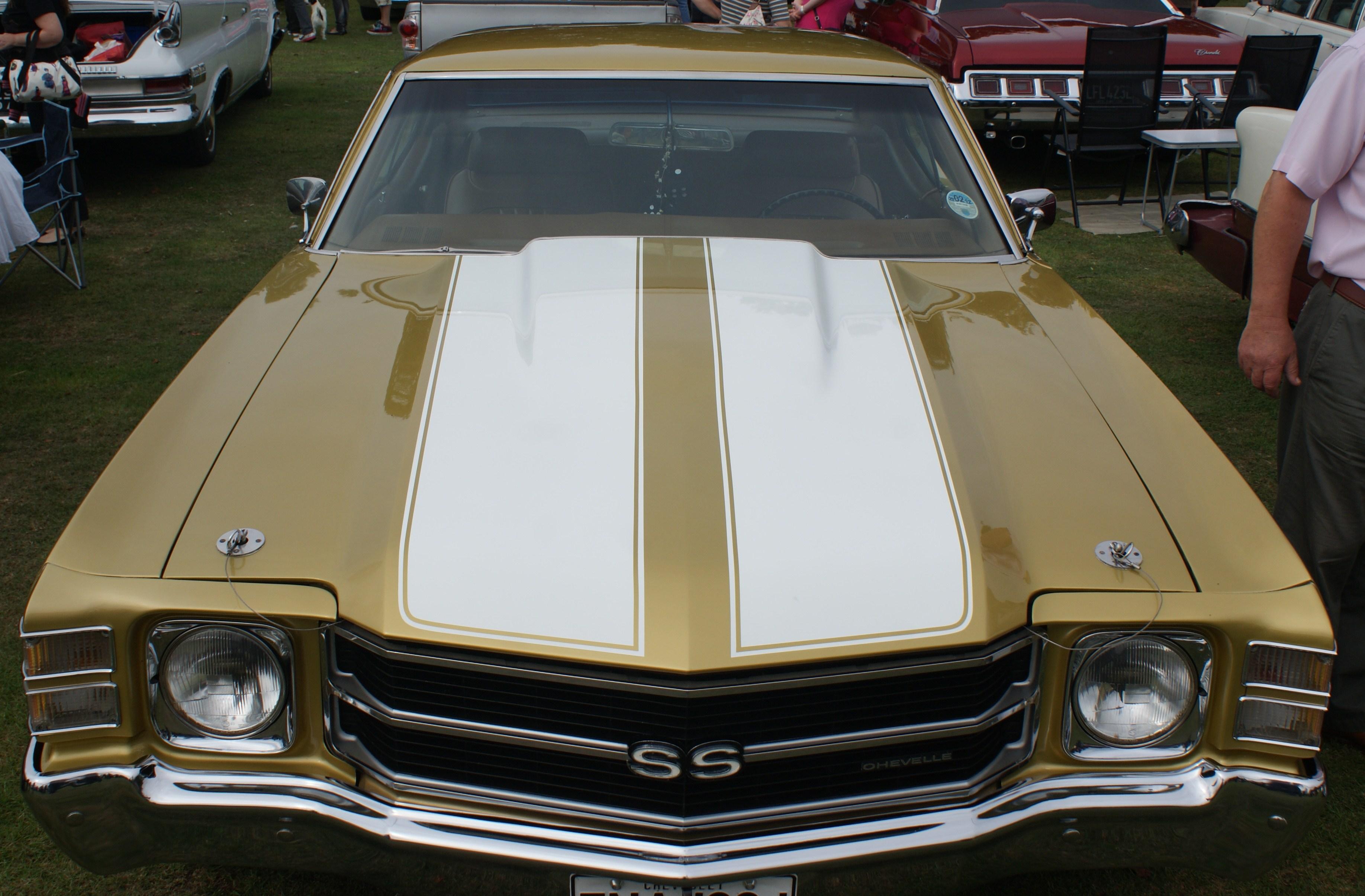 Pair 1973-77 Chevelle Front Side Marker Light Diecast Bezels Left /& Right