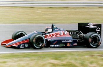 Larrousse-Lola LC87, Ford Alliot 1987, RU