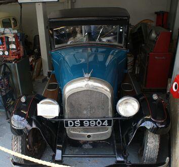Stondon Motor Museum (8)