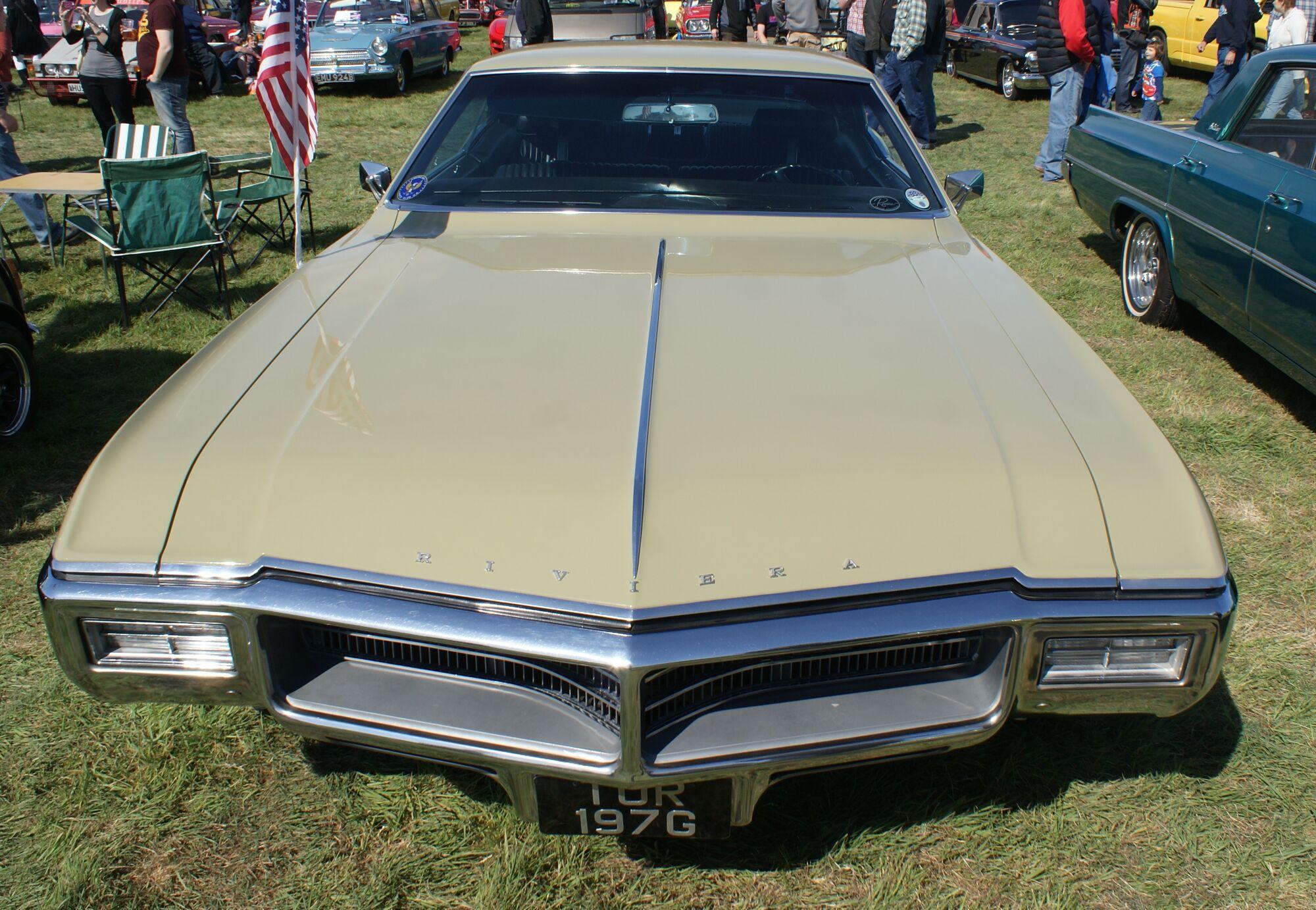 Buick Riviera Classic Cars Wiki Fandom Powered By Wikia
