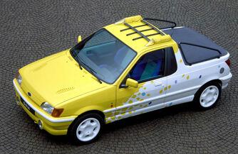 Ford Fiesta Bebop