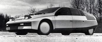 Ford Quicksilver