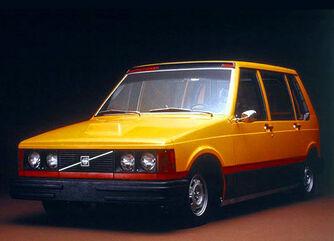 Volvo City Taxi
