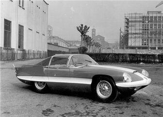 1956 Pininfarina Alfa-Romeo Superflow-II 10