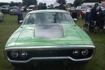 National Car show 142