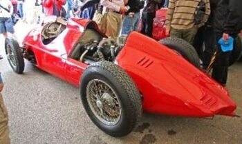 Alfa Romeo Tipo 512, 1940, 1.5 litre flat 12, by Brian Snelson from UK on wiki