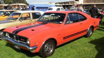 1969 Holden GTS 308 V8