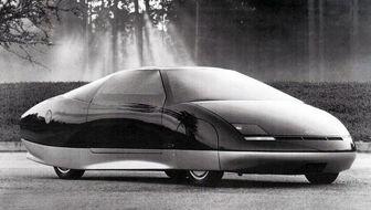 1987 Chevrolet Aero 2003A Cocept 01